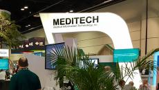Meditech booth HIMSS18