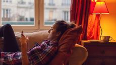 Smartphones for managing depression