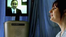 doctor video calling patient