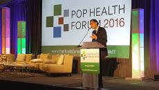 Pop Health Forum 2016 in Chicago