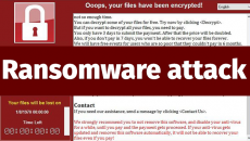 Agencies warn US healthcare about growing threat in global ransomware attack