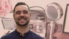 Podcast guest Samuel Hill