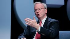 Eric Schmidt healthcare innovation