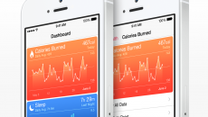 Apple's new app HealthKit as shown on the Apple website June 2.