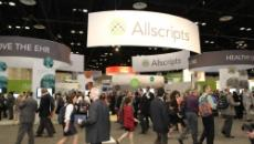 Allscripts booth