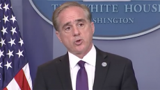 Veterans Affairs' Secretary David Shulkin
