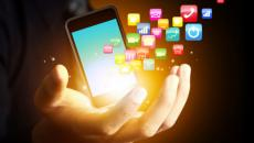 smartphone with apps coming out
