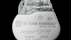 St. Jude pacemakers