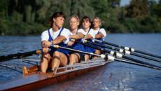 Rowing team