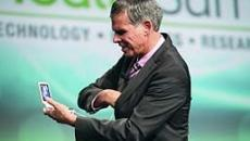 Eric Topol, MD, answers AT&T call