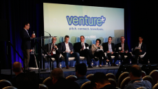 Winners of the Venture+ Final Pitch Competition were announced on Wednesday.