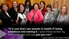 women in health IT