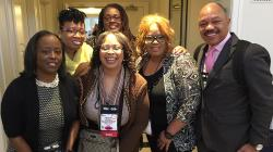 HIMSS's African-American Special Interest Group steering committee