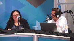 Brittney Wilson on HIMSS Radio at HIMSS16