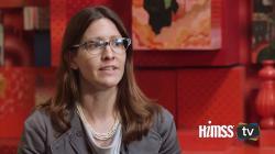 India Hook-Barnard from UC San Francisco talks about precision medicine and analytics at HIMSS Big Data Forum
