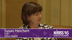 Women in Health IT Roundtable - Susan Heichert