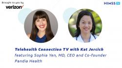 Pandia Health CEO and co-founder Dr. Sophia Yen