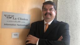 Fernando Cortez of La Clínica de La Raza California
