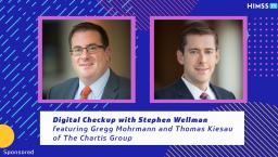 Chartis Group's Thomas Kiesau and Gregg Mohrmann