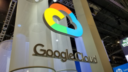Google Cloud HIMSS Booth