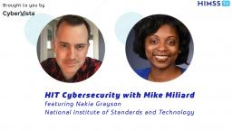 NIST IT Security Specialist Nakia Grayson