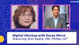 Philips CMO Dr. Atul Gupta