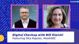 HealthEC CIO Sita Kapoor