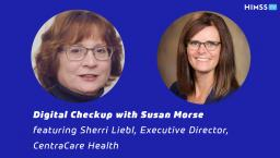 Sheri Liebl, executive director of revenue cycle at CentraCare Health