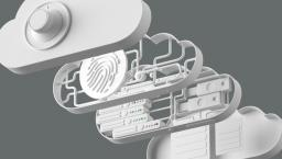 Cloud depicted as hardware