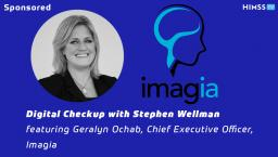 Imagia CEO Geralyn Ochab