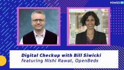 Dr. Nishi Rawat, cofounder of OpenBeds