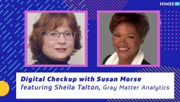 Gray Matter Analytics CEO Sheila Talton