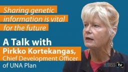 Chief Development Officer at Finland's UNA Plan Pirkko Kortekangas