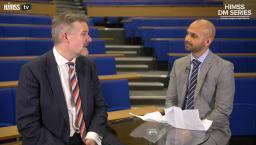 Stephen Bromhall, CIO at East of England Ambulance Service NHS Trust