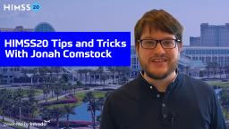 Jonah Comstock, editor-in-chief of HIMSS Media