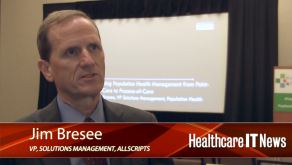 Jim Bresee of Allscripts