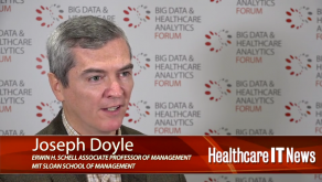 Joseph Doyle Big Data
