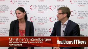 Penn Medicine Big Data & Healthcare Analytics Forum