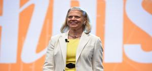 IBM CEO Ginni Rometty HIMSS17