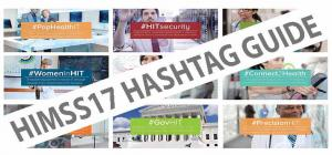 HIMSS17 Hashtag Guide