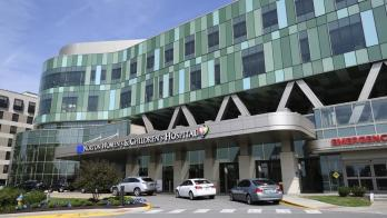 Norton Women's and Children's Hospital building in Kentucky