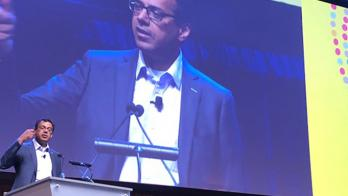 What new Amazon venture CEO Atul Gawande said at AHIP