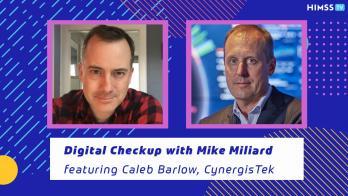 Caleb Barlow, CEO of CynergisTek