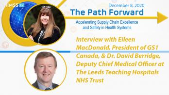 David Berridge, deputy chief medical officer at The Leeds Teaching Hospitals NHS Trust