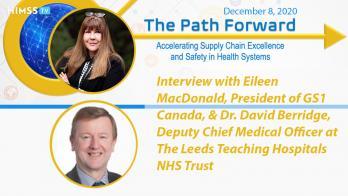 David Berridge, deputy chief medical officer at The Leeds Teaching Hospitals NHS Trust