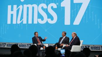 HIMSS17 with John Boehner