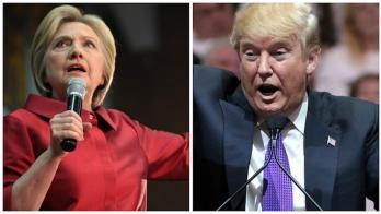 EHR campaign Clinton Trump