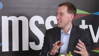 Jesse Ehrenfeld talks to HIMSS TV