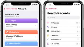 apple health records EHR