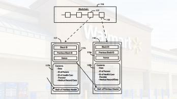 Walmart filed a patent for blockchain, wearables and EHR data